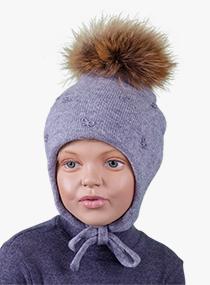 Детские девочки-мальчики шапки - Enviggi - It.WB. 6023 04cbb74635c2e